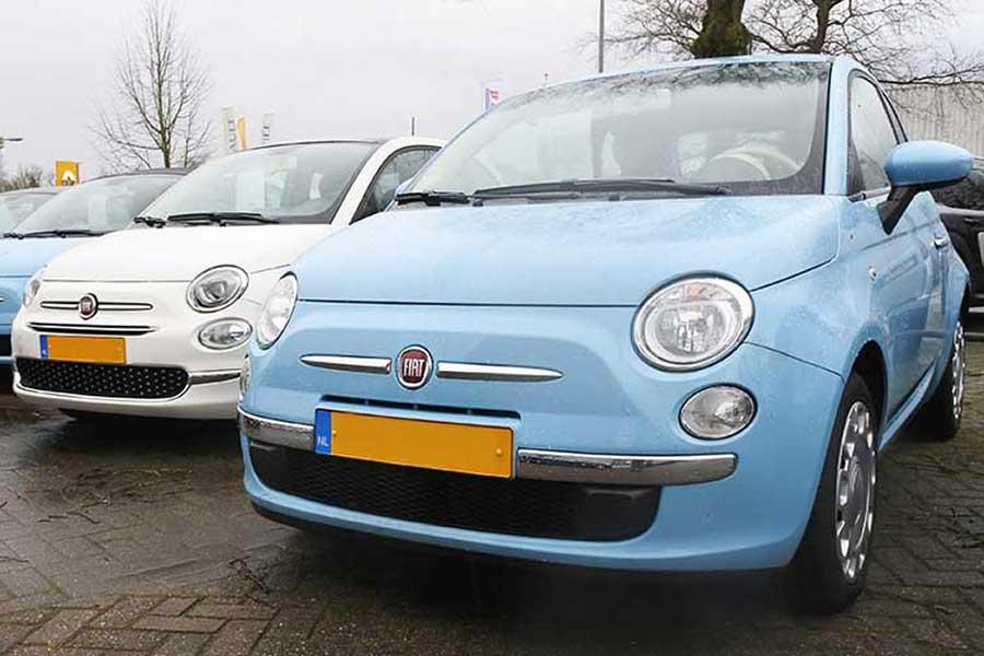 Fiat-onderbalk